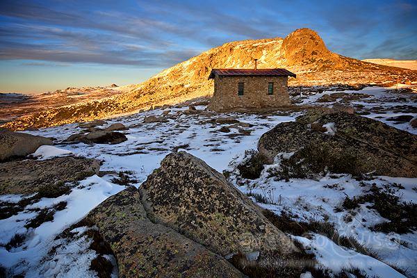 Seamans Hut, Charlottes Pass 3