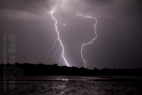Dancing Lightning