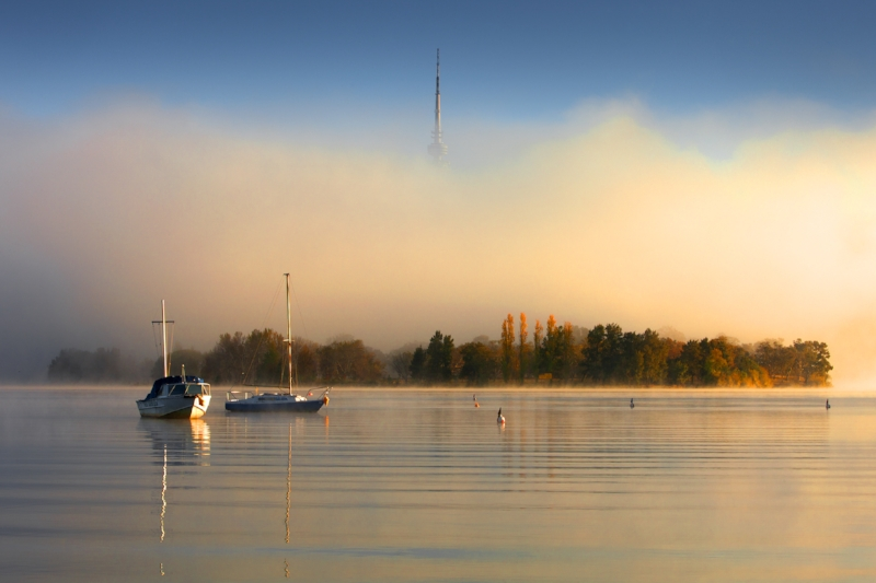 Lake Burley Griffin - Yarralumla
