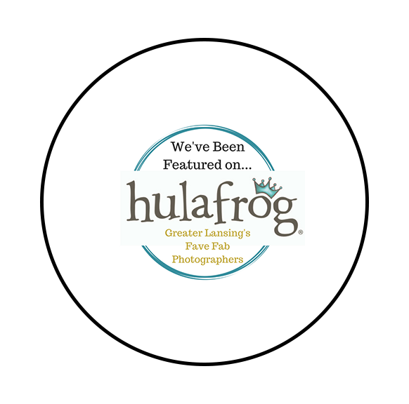 "Voted ""Favorite Family Photographer in the Lansing Area"" by Hulafrog."