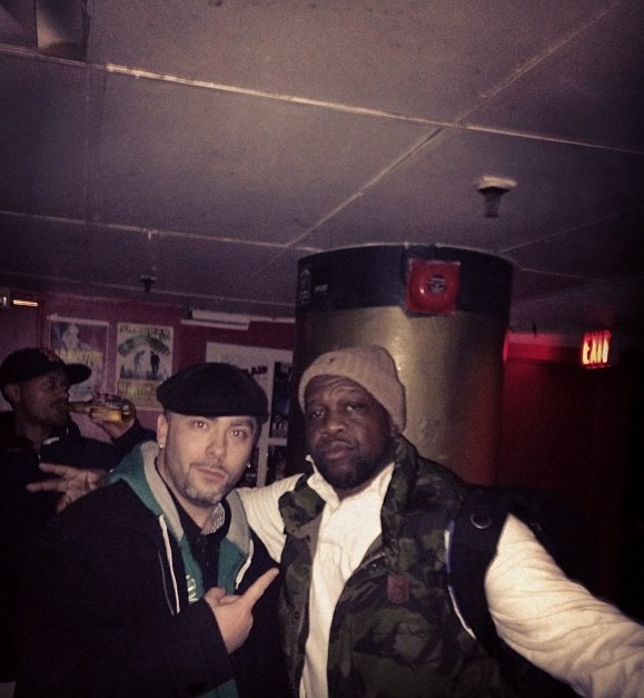 Sikadime & Jeru The Damaja (Hamilton, ON 2013)