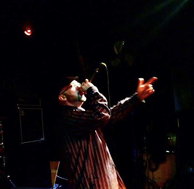 Live in Surrey BC April 2015