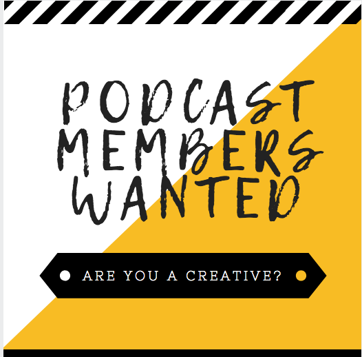 Podcast Members Wanted- Essence Sylvia Smith