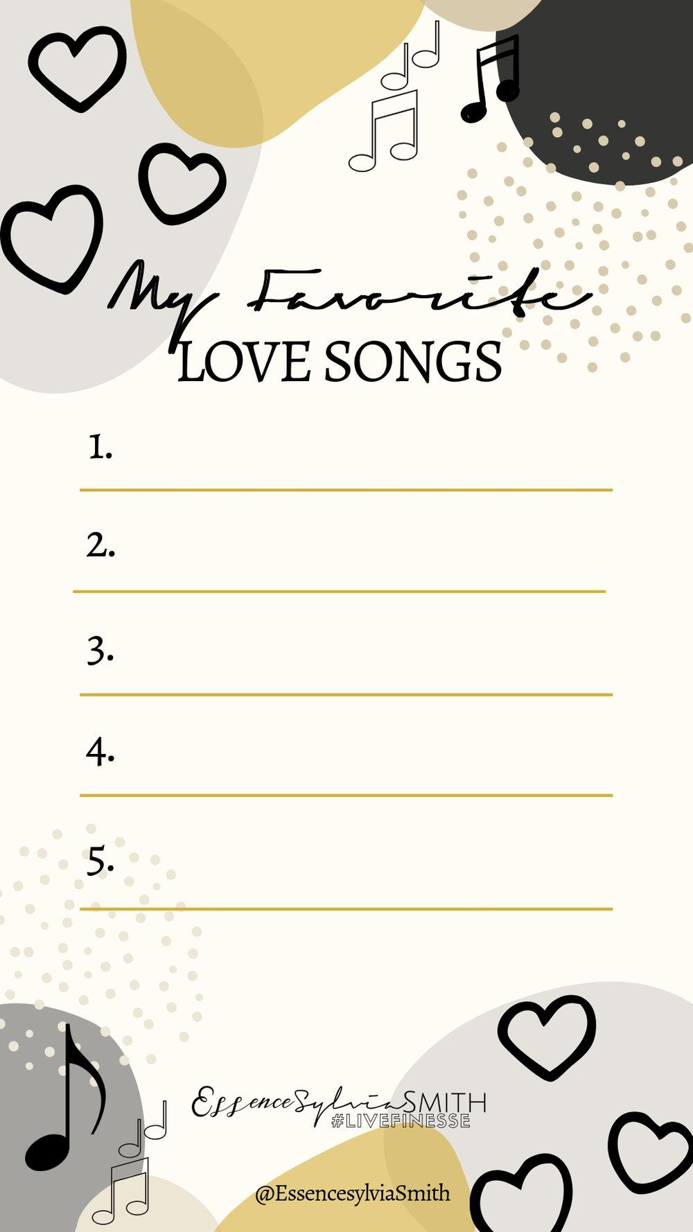 Favorite Songs- Essence Sylvia Smith- Live FinESSe.jpg