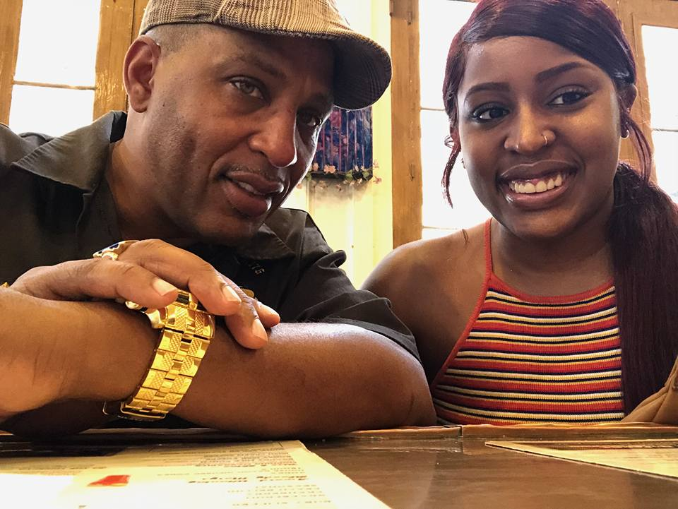 Us in New Orleans- Father Daughter Road Trip