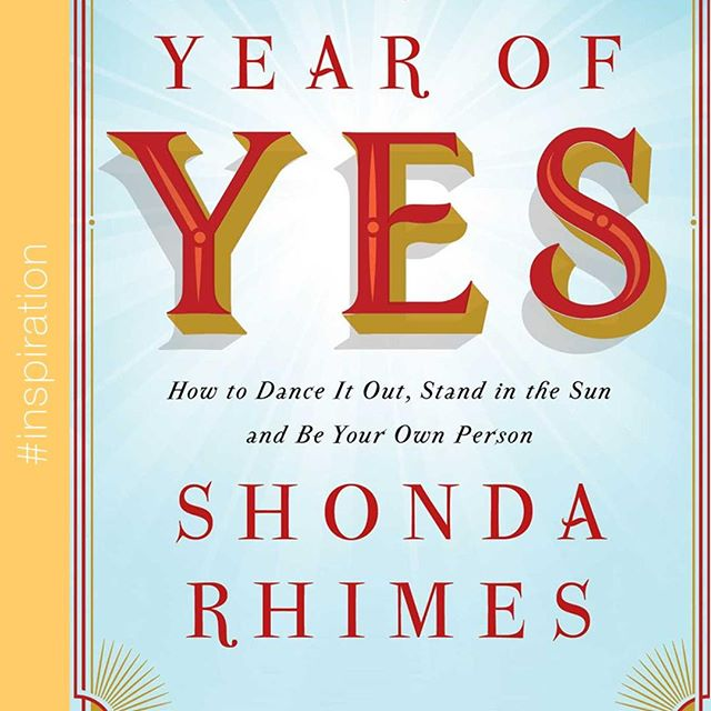Recently finished reading this one. As an introvert and someone who worked in video production and dreamed (dreams?) of running a TV show, I enjoyed Shonda's stories. And her writing is just fun. #inspiration #bookofthemonth #iliketoread #introverts #inspiration