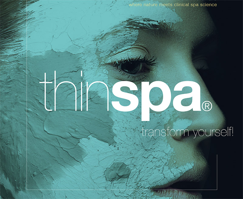 thinspa® - thinspa® is an award winning spa brand with an exclusive lineup of slimming, anti-aging, and clinical beauty therapies.  The brand retains a high appeal with a luxury and aspirational client seeking wellness, detox, vitality, beauty, and home luxury products and goods.  (Discover thinspa®...)