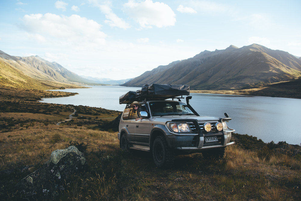 Off Track Rentals at Mavora Lakes, Southland New Zealand