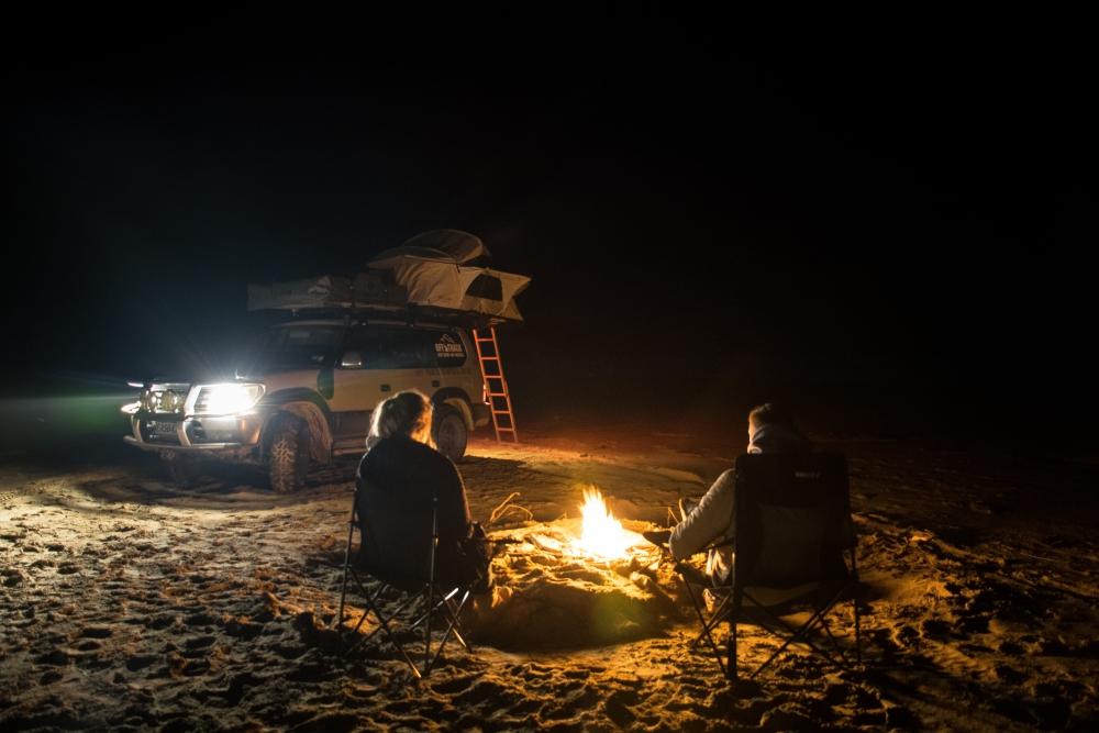 Fireside at Tautuku