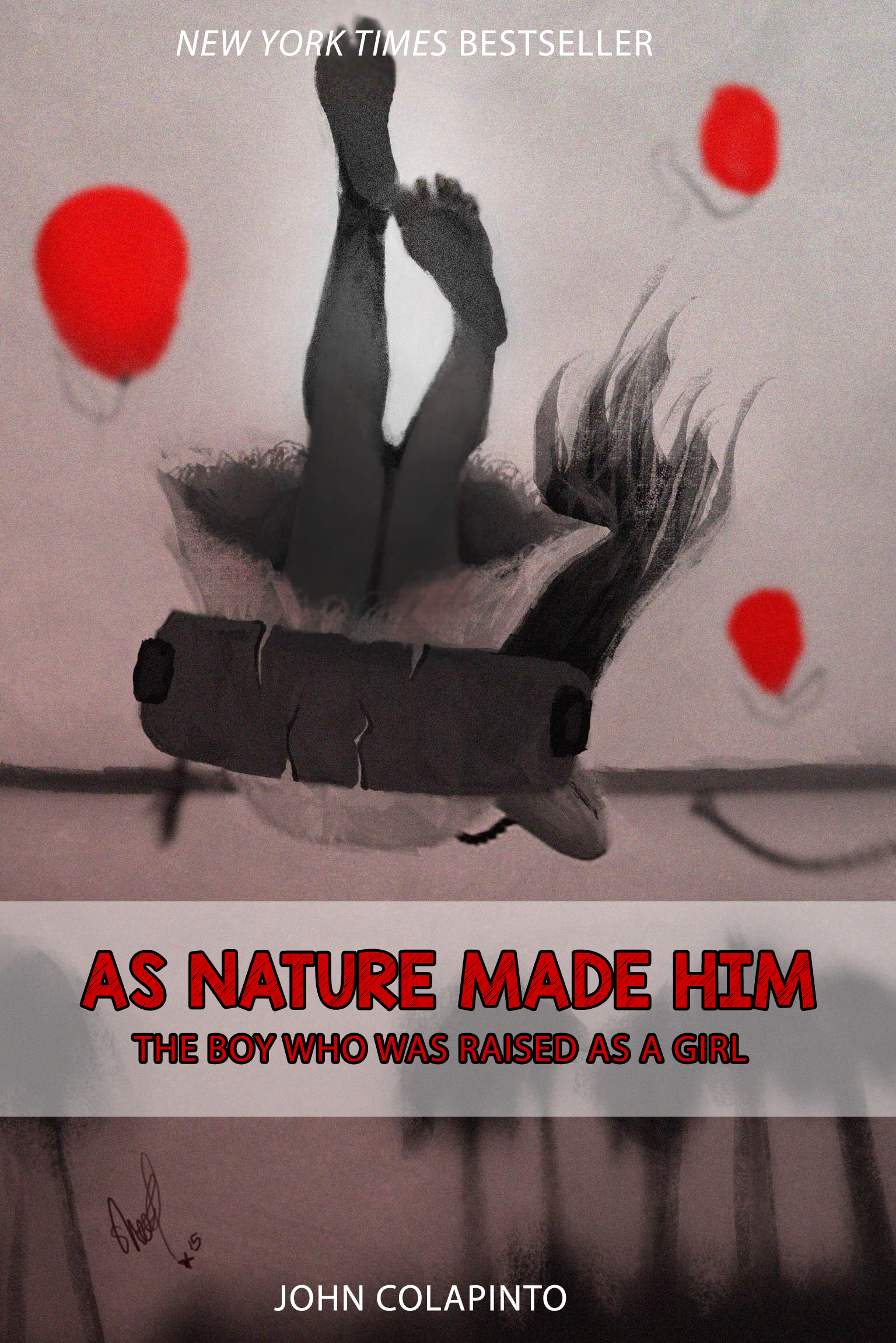 Our sexy sexy custom cover for the book by Bader Shirawi