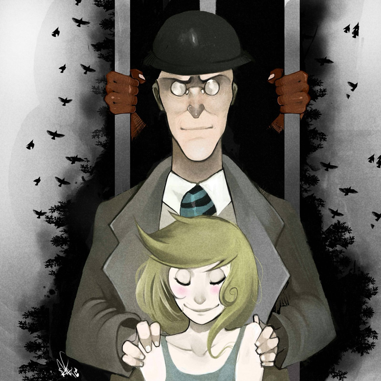 Custom cover of To Kill A Mockingbird by Bader Shirawi