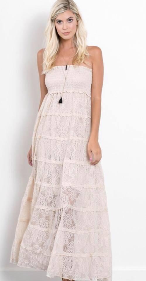 Summer white dress sales