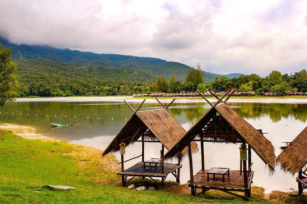 Huay Tung Tao Reservoir