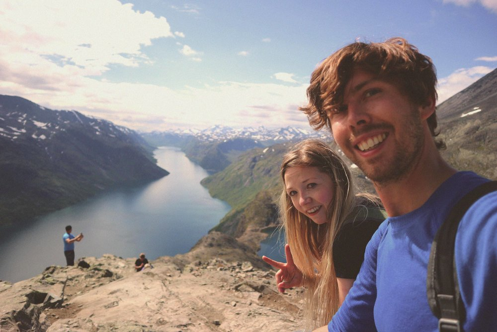 Happy savers in Norway