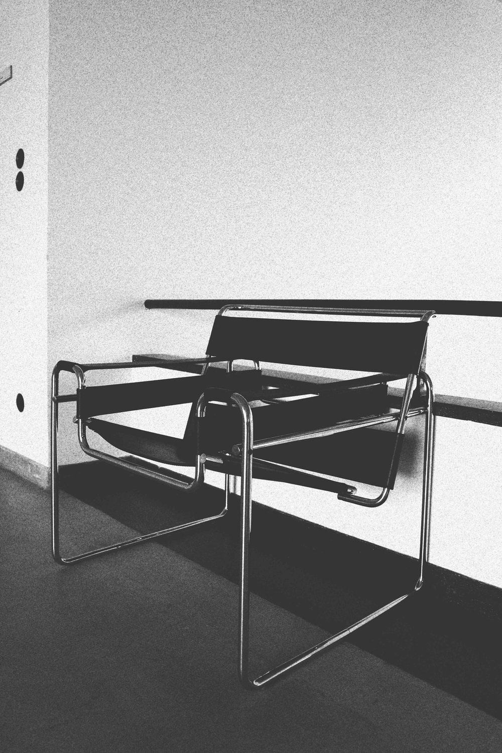 'Vassily Chair' by Marcel Breuer