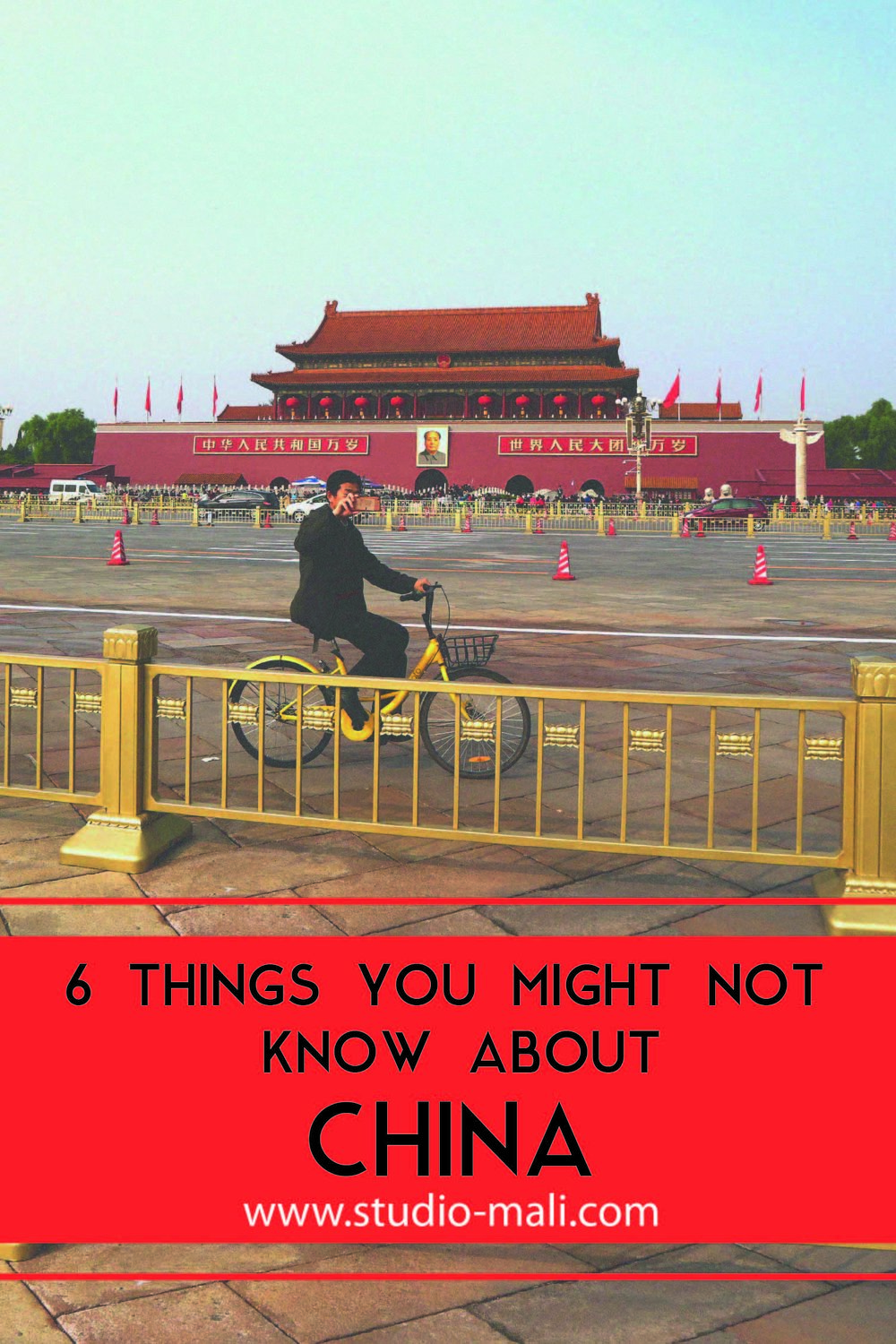 6 things you might not know about China