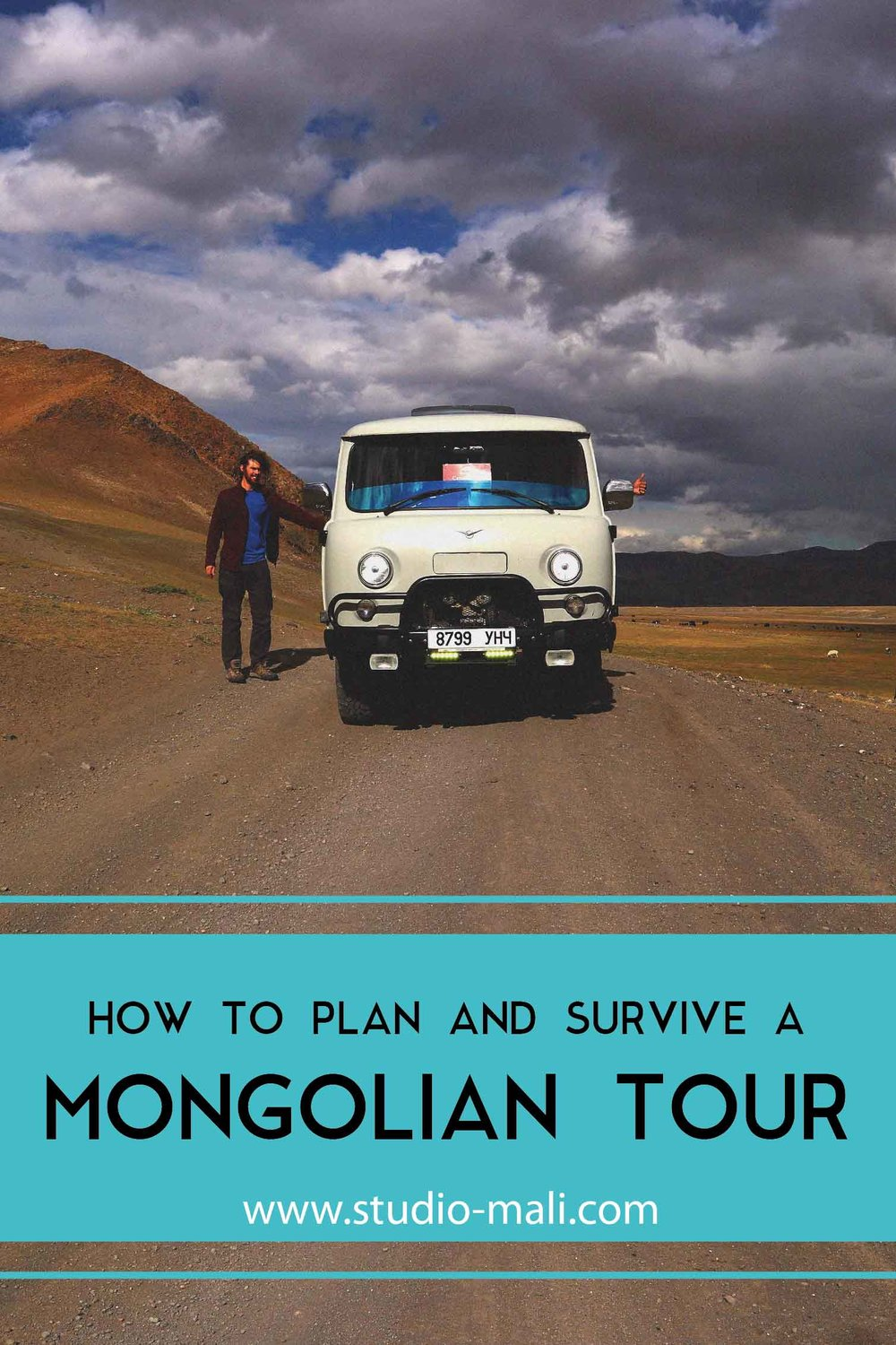 Plan and survive a Mongolian tour