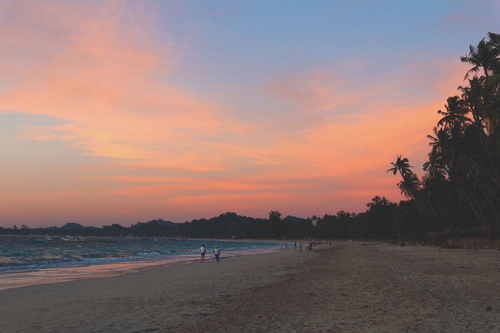 The stunning Ngapali beach