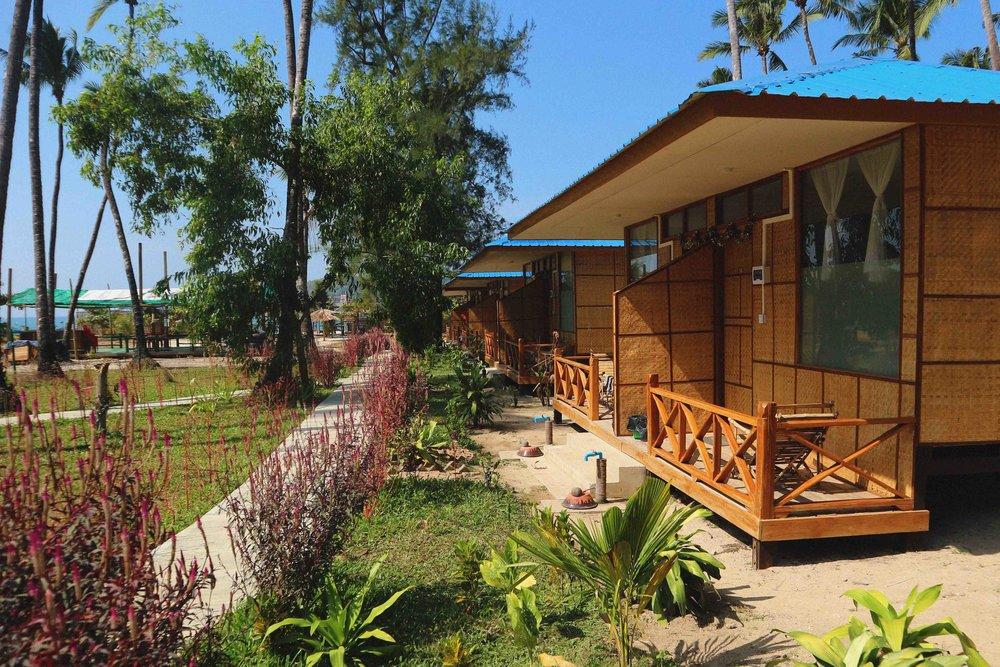 Gywin Taw resort