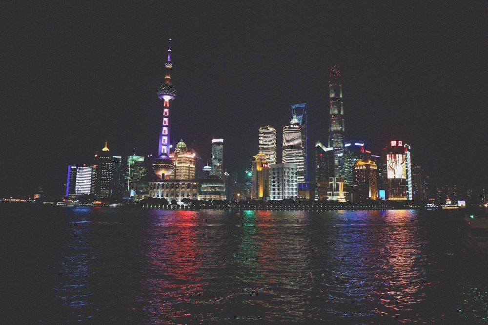 Shanghai -