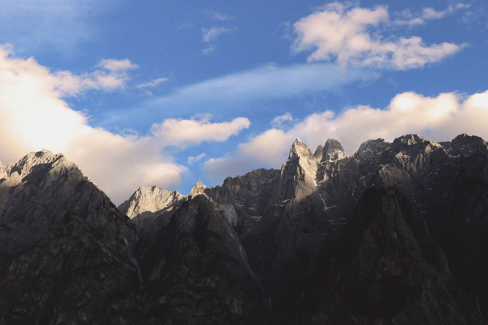 Tiger Leaping Gorge -