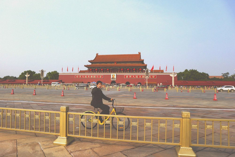 Changing China -