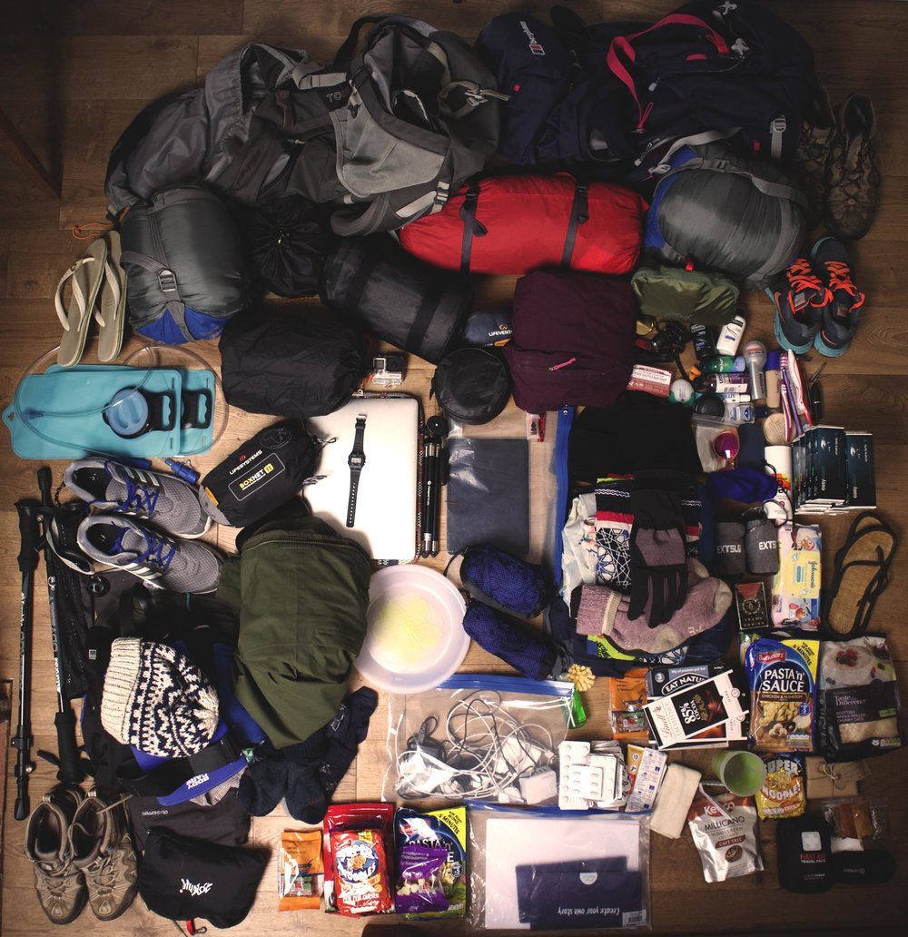 RTW packing -