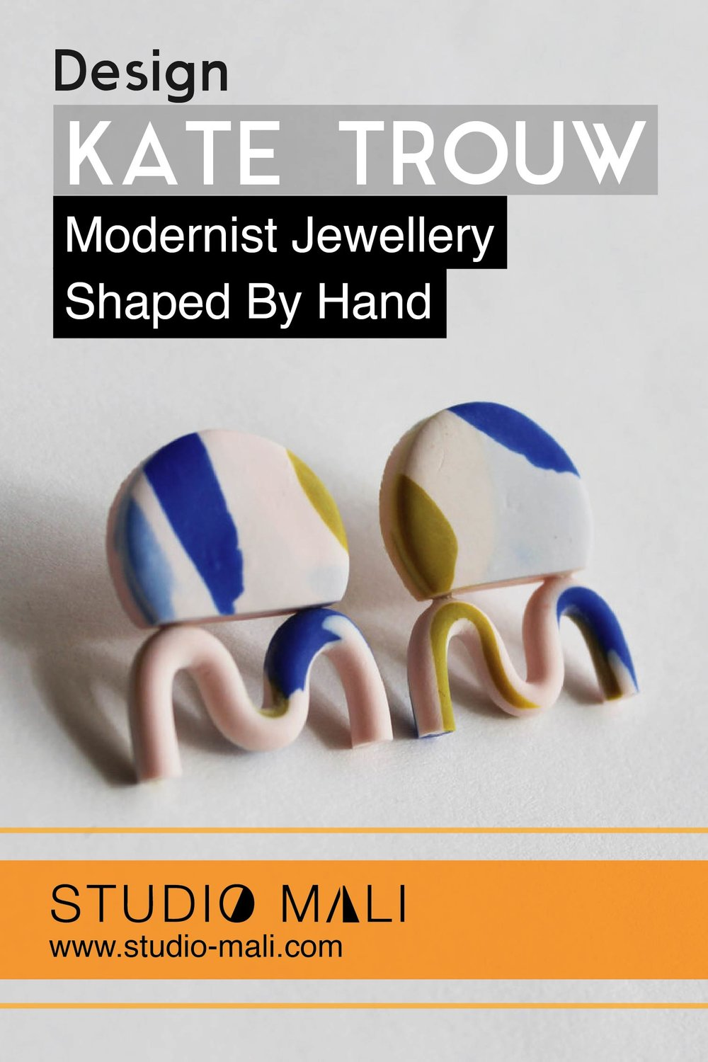 Kate Trouw - Modernist Jewellery Shaped By Hand