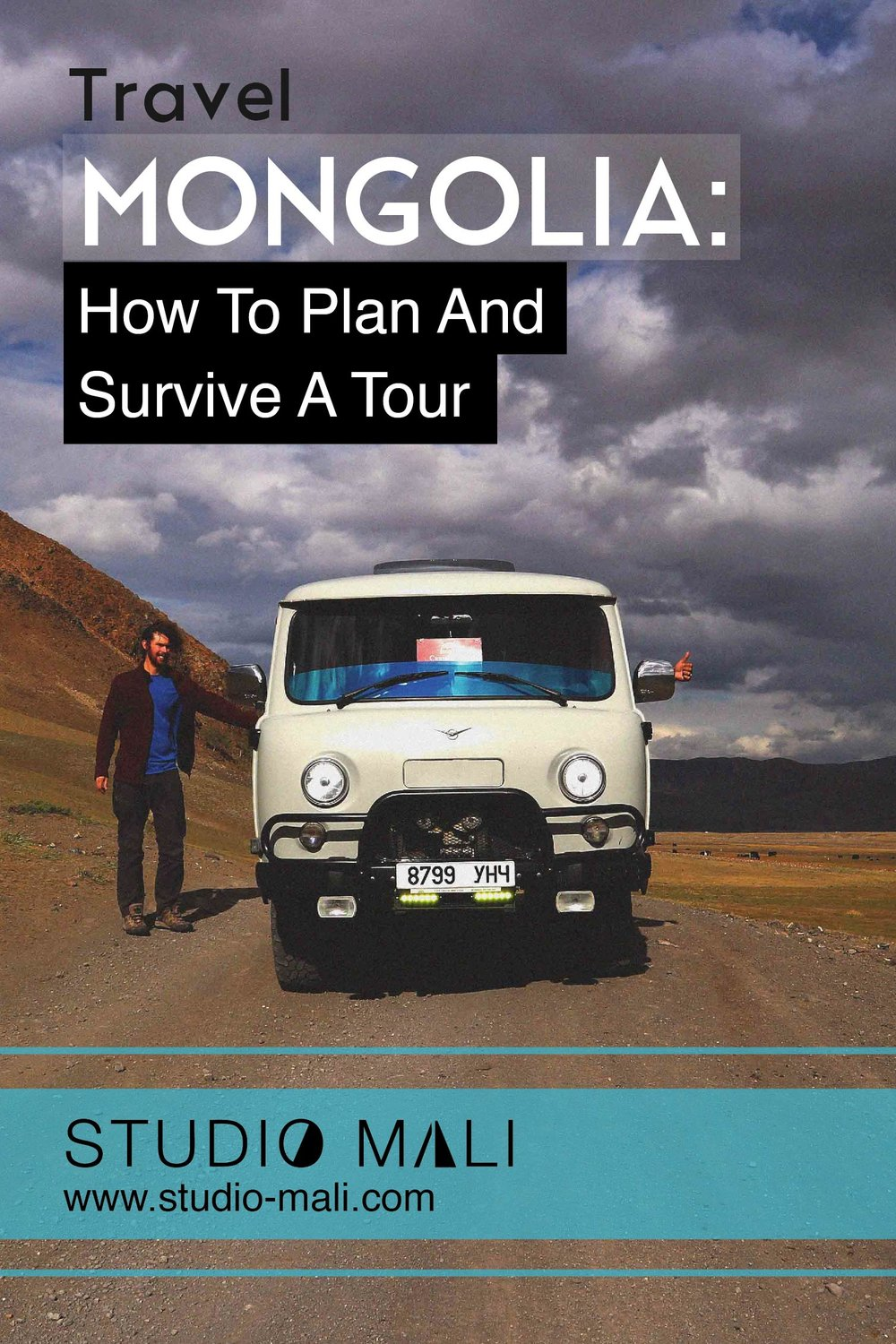 Mongolia - How To Plan And Survive A Tour, by Studio Mali