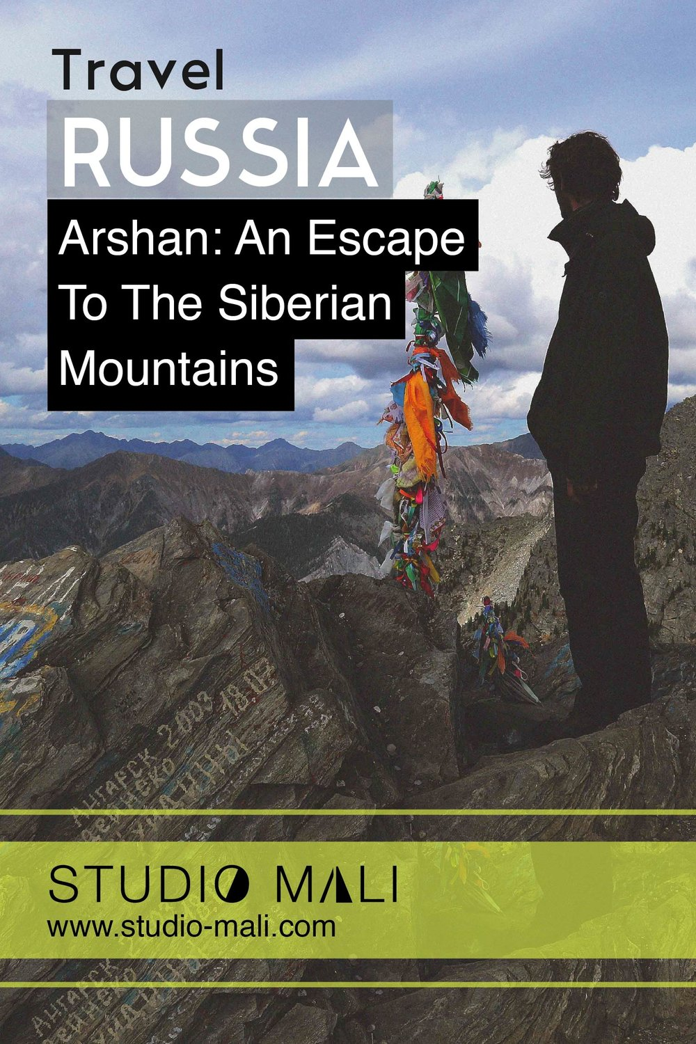 Russia - Arshan, An Escape To The Siberian Mountains, by Studio Mali
