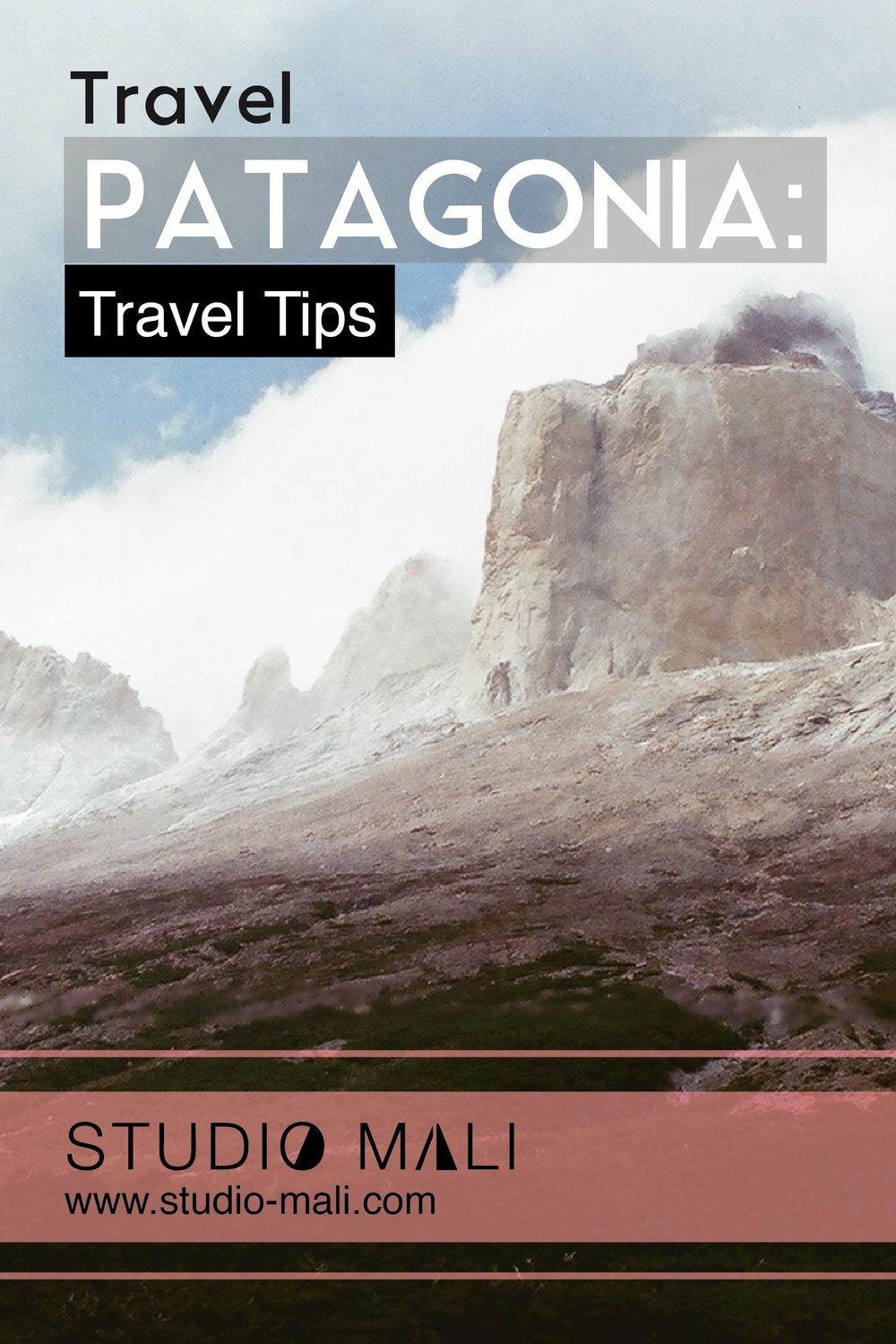Patagonia - Travel Tips, by Studio Mali