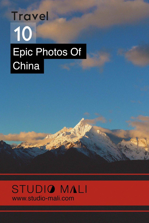 10 Epic Photos Of China, By Studio Mali