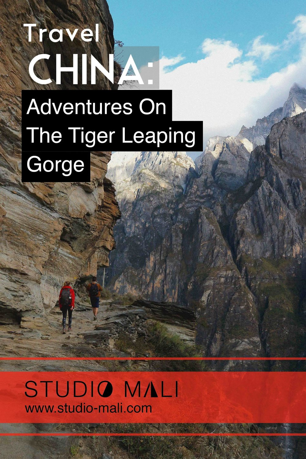 China: Adventures On The Tiger Leaping Gorge, By Studio Mali