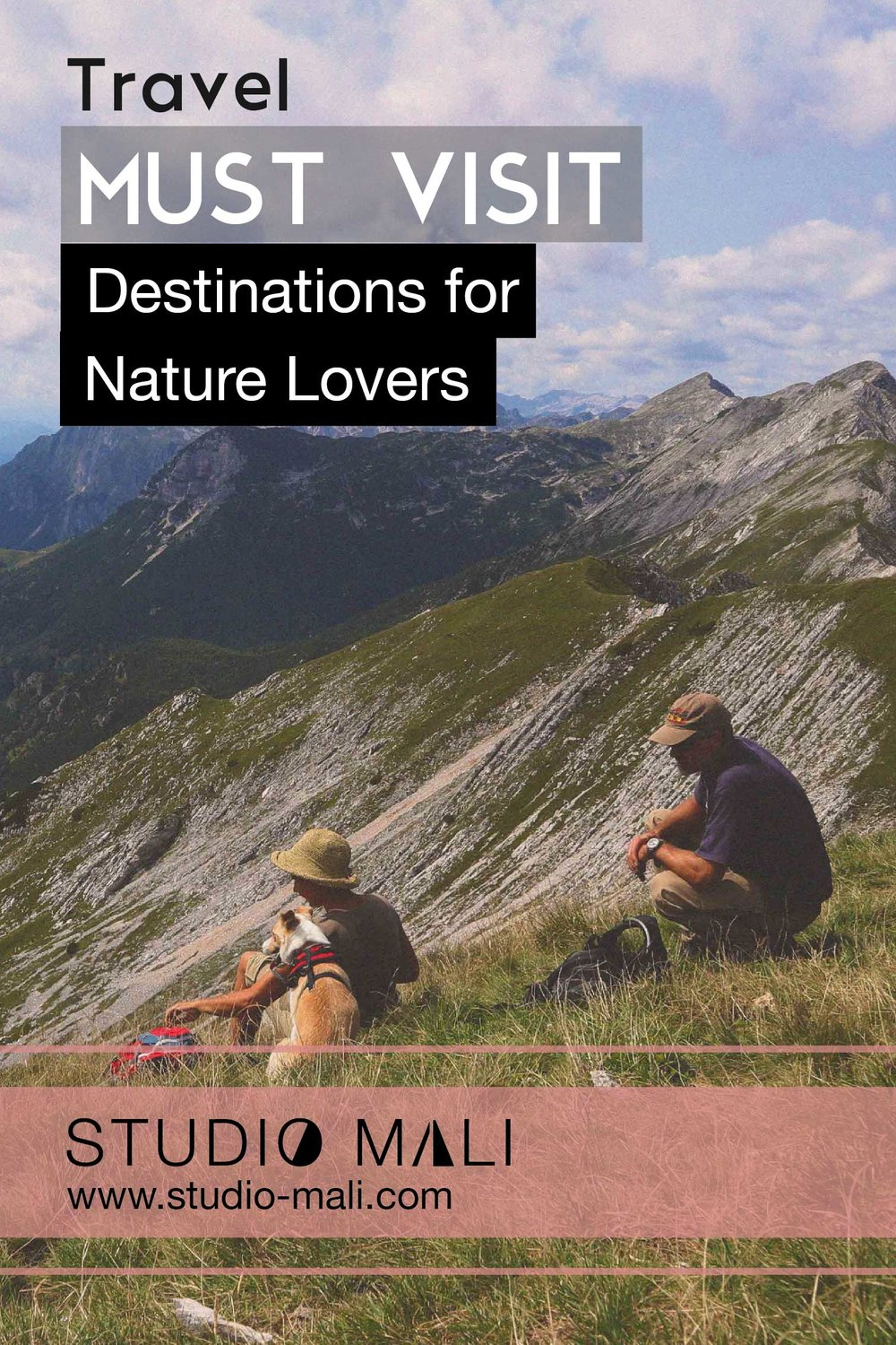 Must Visit Destinations For Nature Lovers, By Studio Mali