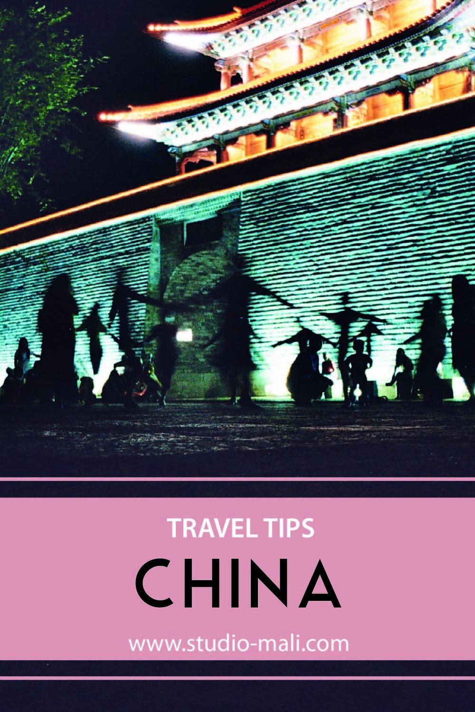 China Travel Tips, by Studio Mali