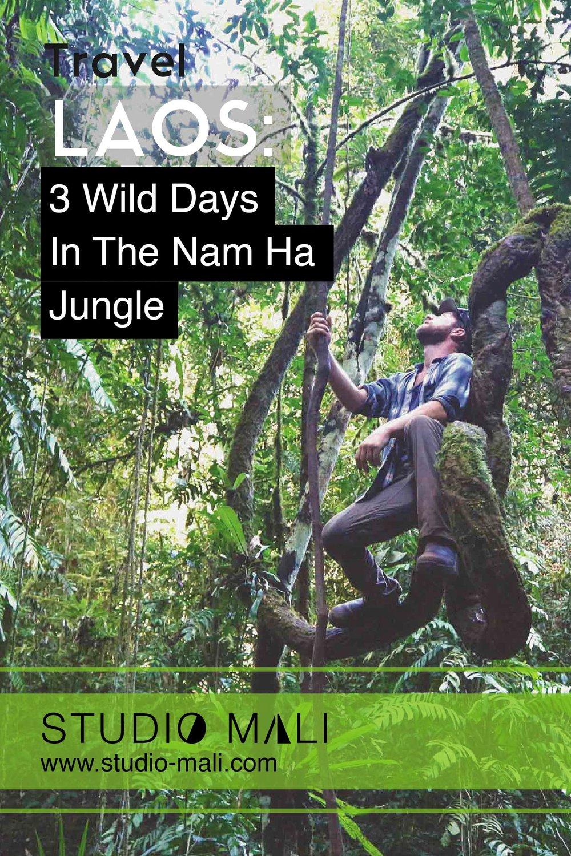 Laos: 3 Wild Days In The Nam Ha Jungle, by Studio Mali