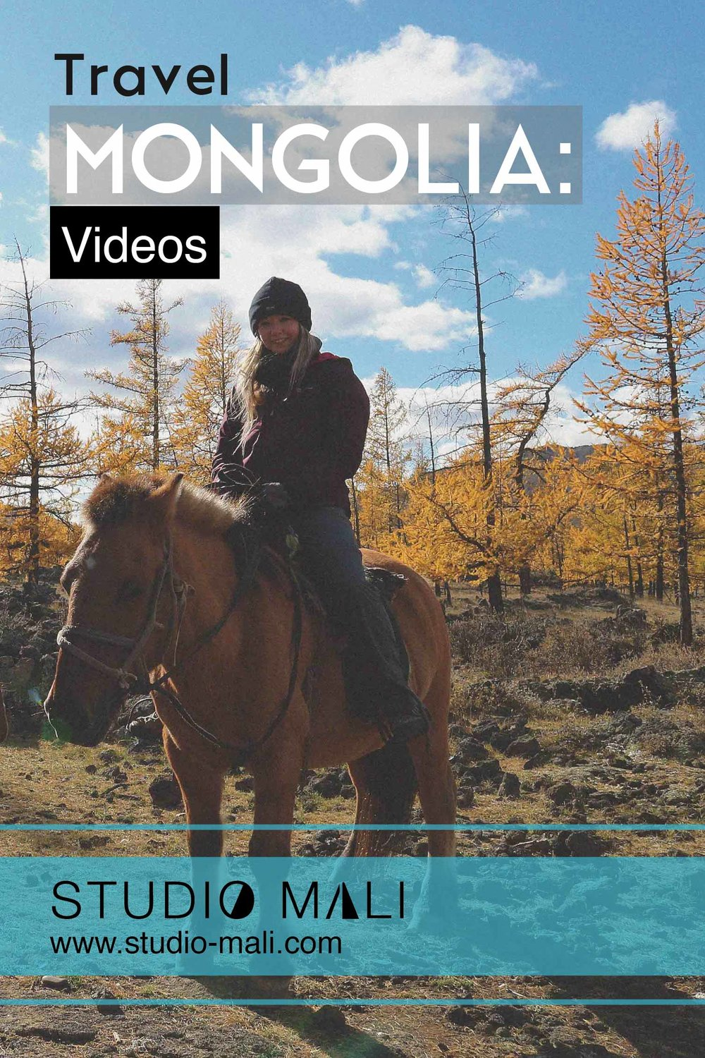 Mongolia Videos, By Studio Mali