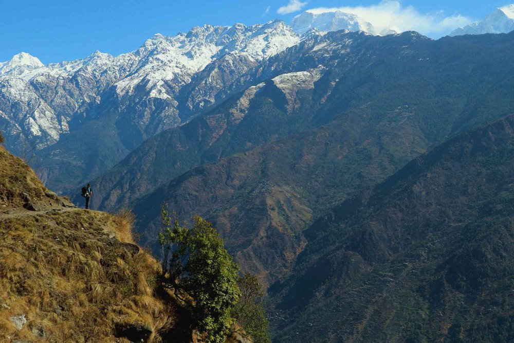 Want To Go Trekking? -