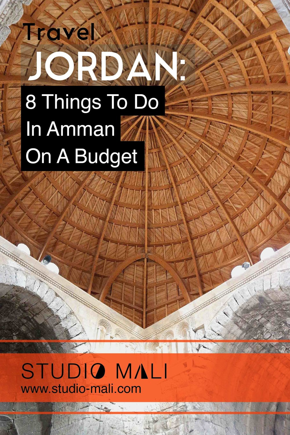 Jordan - 8 Things To Do In Amman On A Budget, by Studio Mali