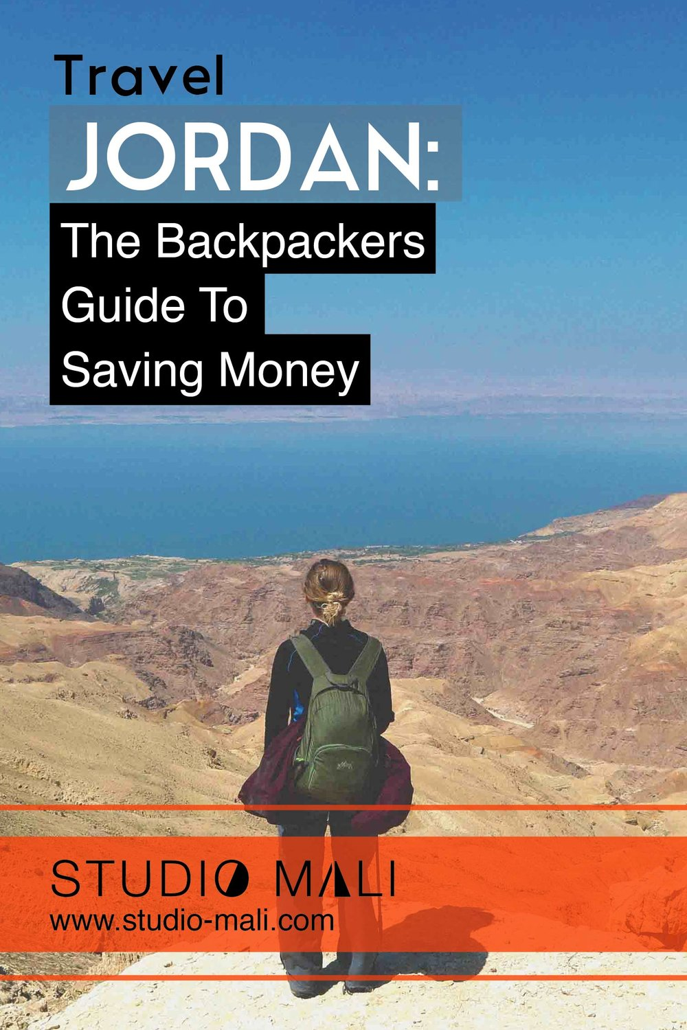Jordan - The Backpackers Guide To Saving Money, by Studio Mali