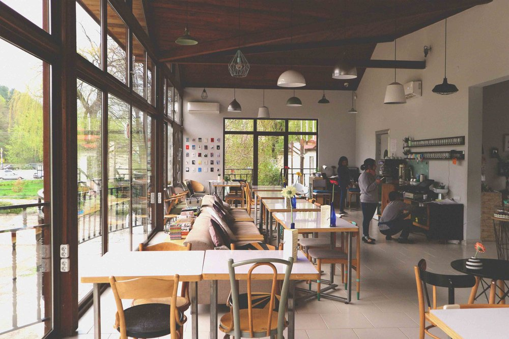 Cafe number 2, Dilijan