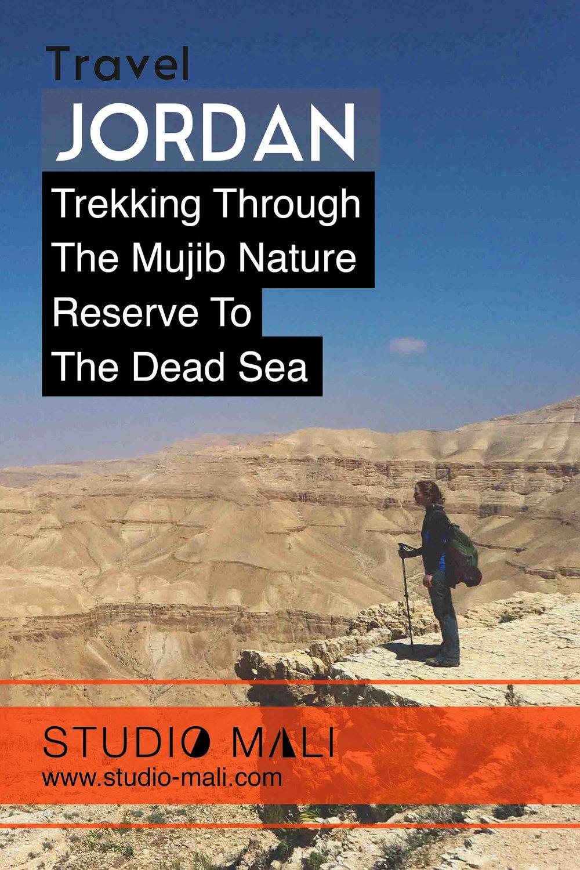 Jordan - Trekking Through The Mujib Nature Reserve To The Dead Sea, By Studio Mali.jpg