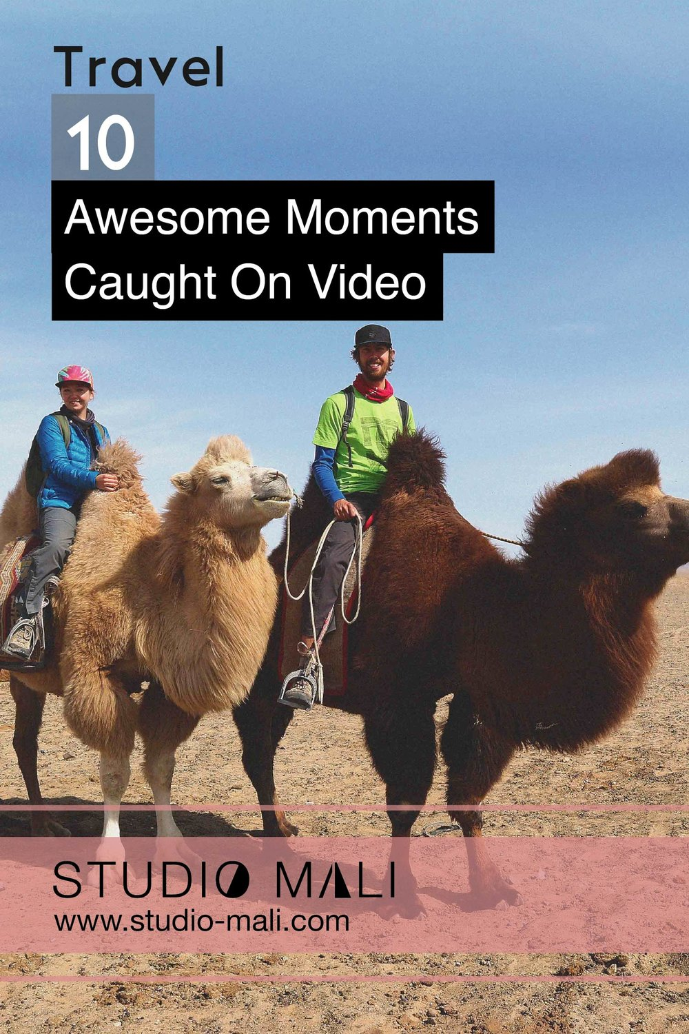 10 Awesome Moments Caught On Video, by Studio Mali