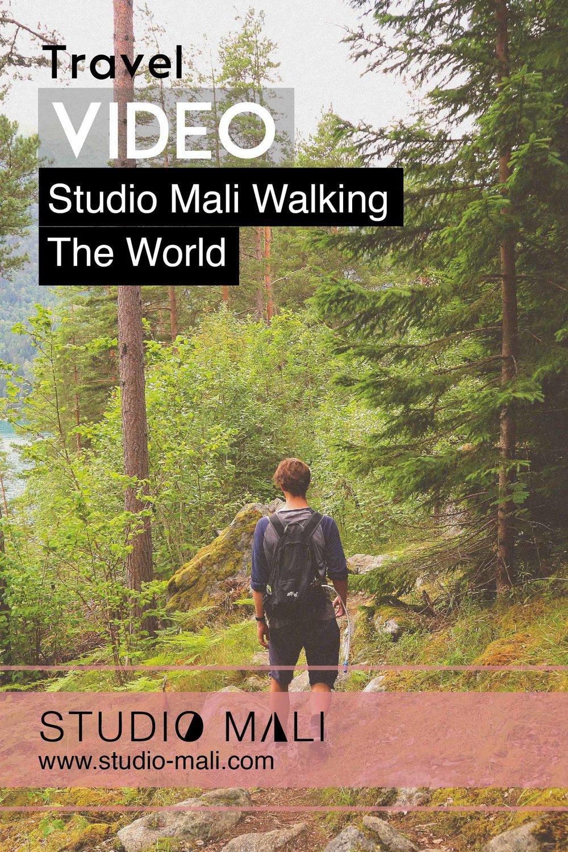 Video - Studio Mali Walking The World, By Studio Mali
