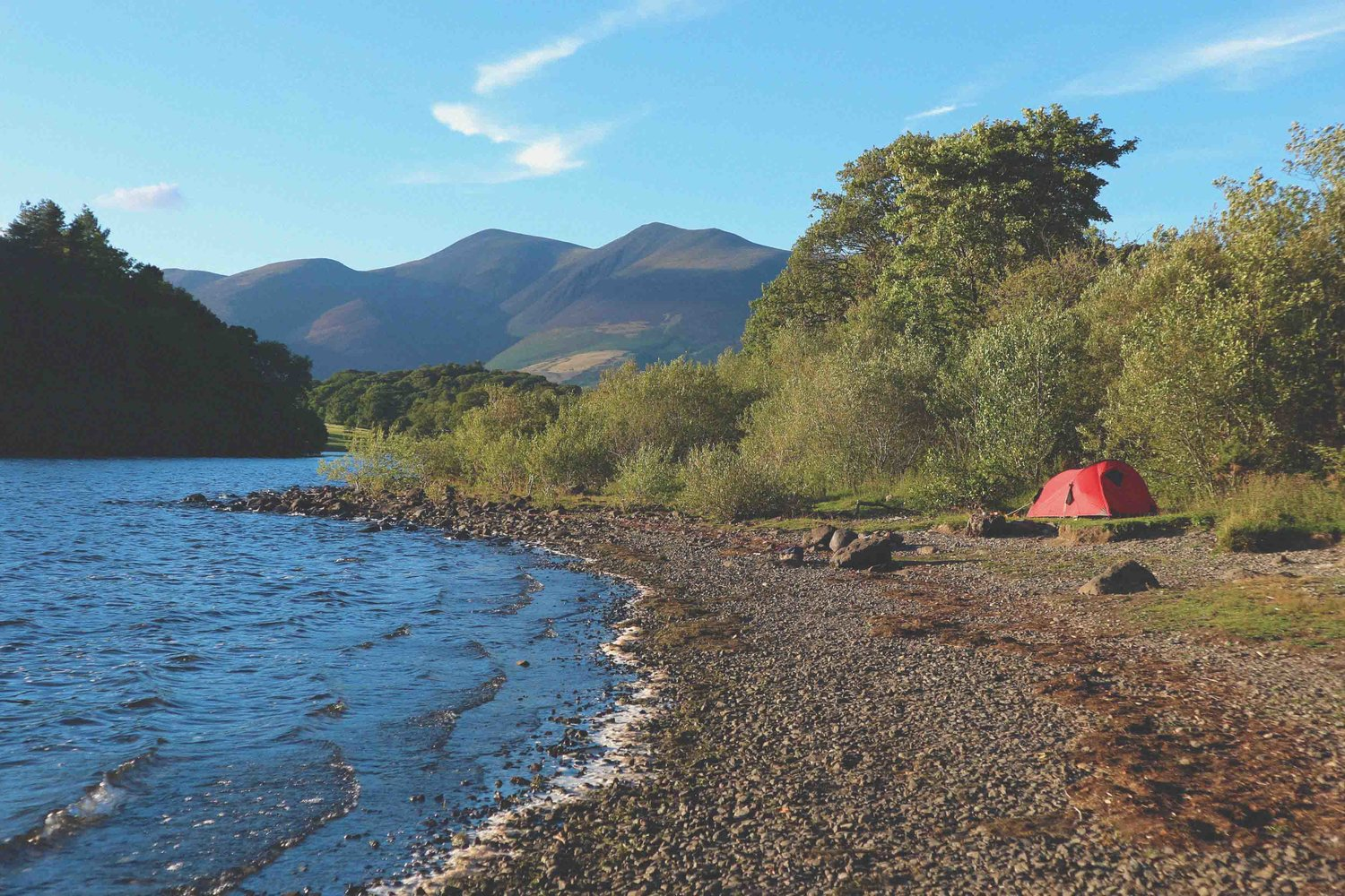 Wild Camping Peak District >> Travel 5 Day Wild Camping Loop In The Lake District