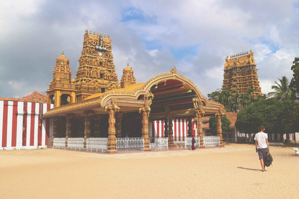 Nallur Kovil Hindu temple in Jaffna