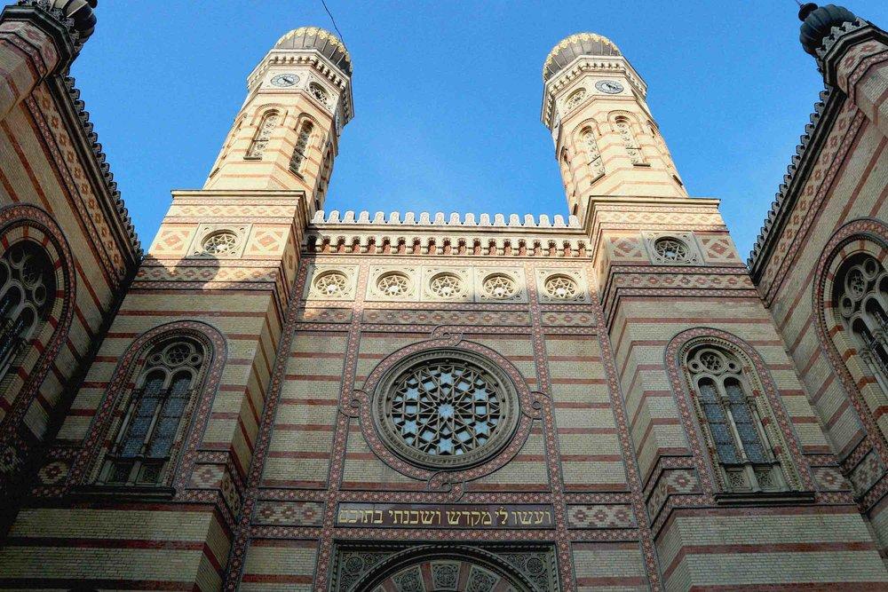 The Dohany Street Synagogue