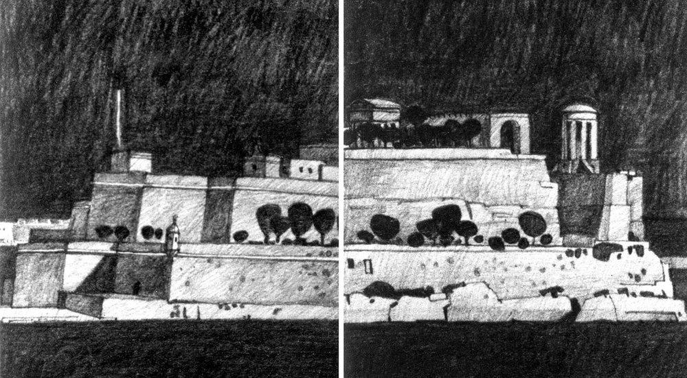 Bastion 1 & 2 (Malta)
