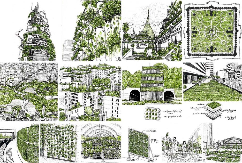 Greening Sydney