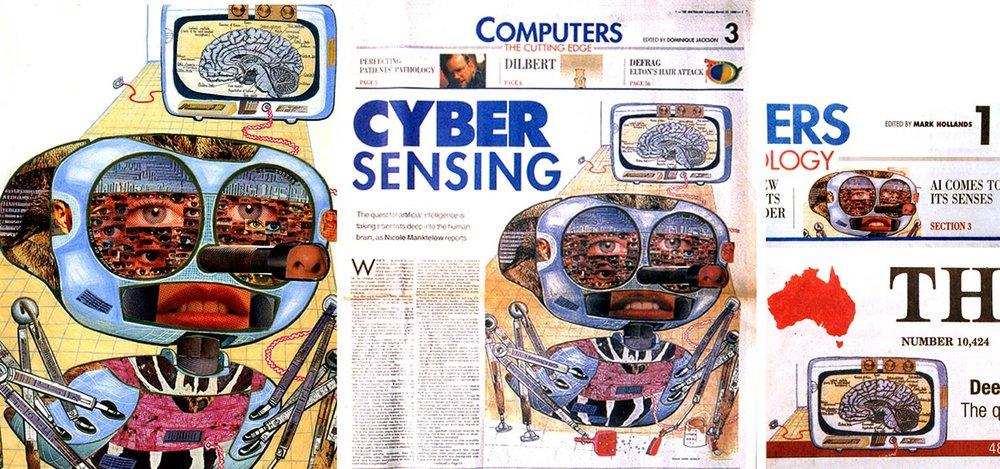 Cyber Sensing